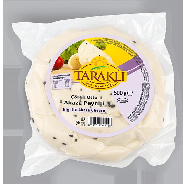 500g - Çörek Otlu Abaza Peyniri