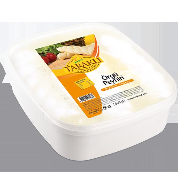 2,5kg - Salamura Örgü Peyniri