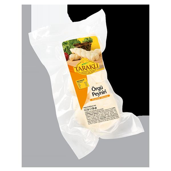 10kg - Kalın Vakum Örgü Peyniri