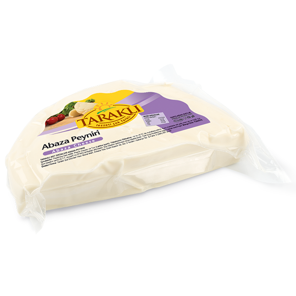 1/2 - Dilimli Abaza Peyniri