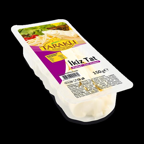 150g - İkiz Tat Örgü Tel Peyniri