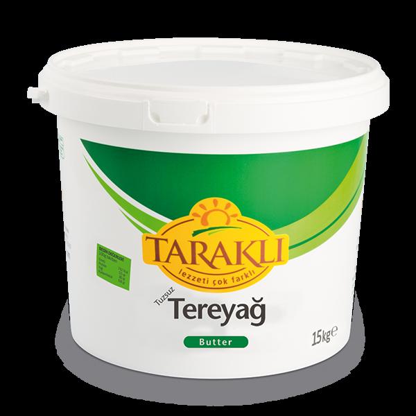 15kg - Tuzsuz Kova Tereyağı